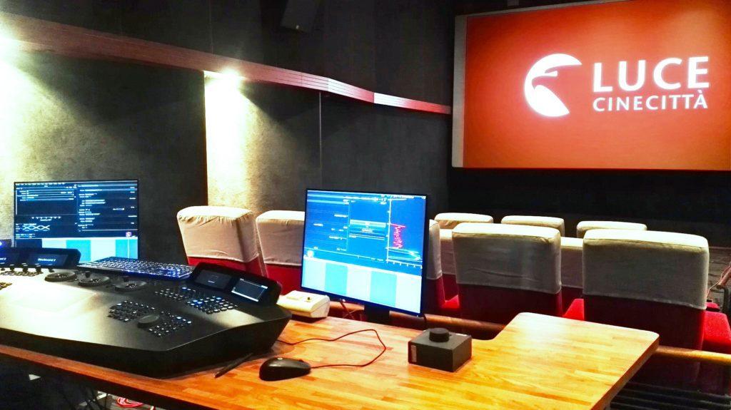 Video-Progetti-Completes-Major-upgrade-or-Istituto-Luce-Cinecittà